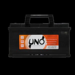 აკუმულატორი UNO 100 ა*ს R+