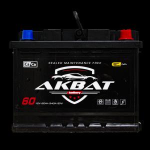 აკუმულატორი AKBAT 60 ა*ს მარჯ.