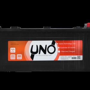აკუმულატორი UNO 190 ა*ს R+