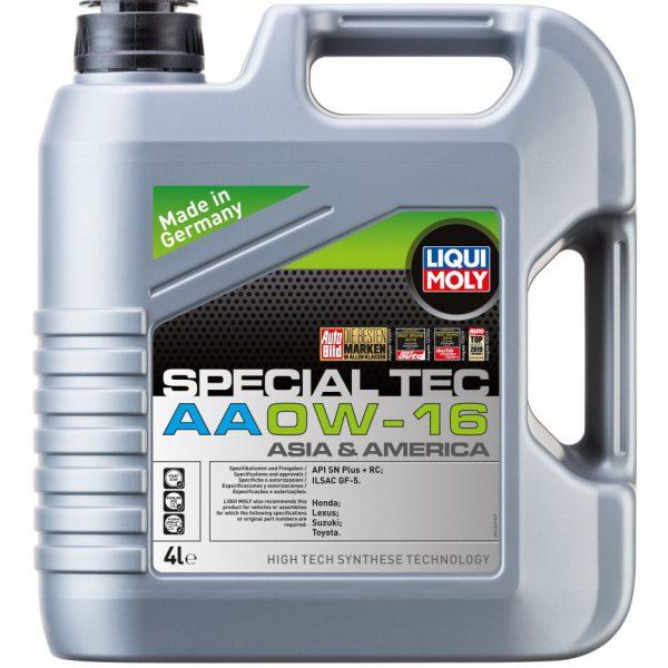 Special Tec AA 0W-16 4L