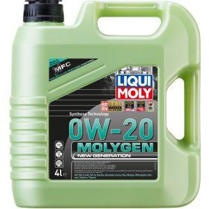 Molygen New Generation 0W-20 4L
