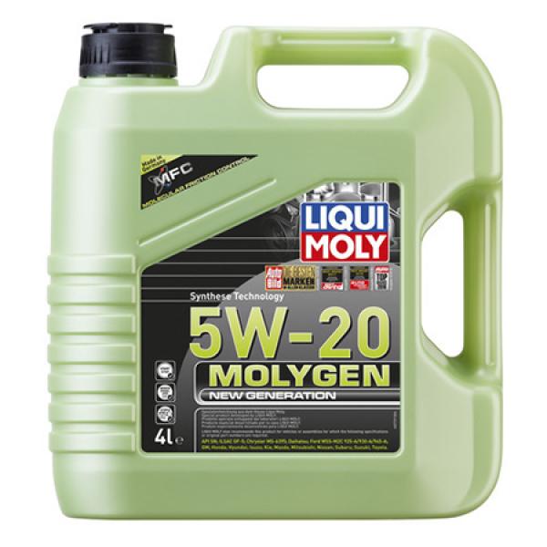 Molygen New Generation 5W-20 4L