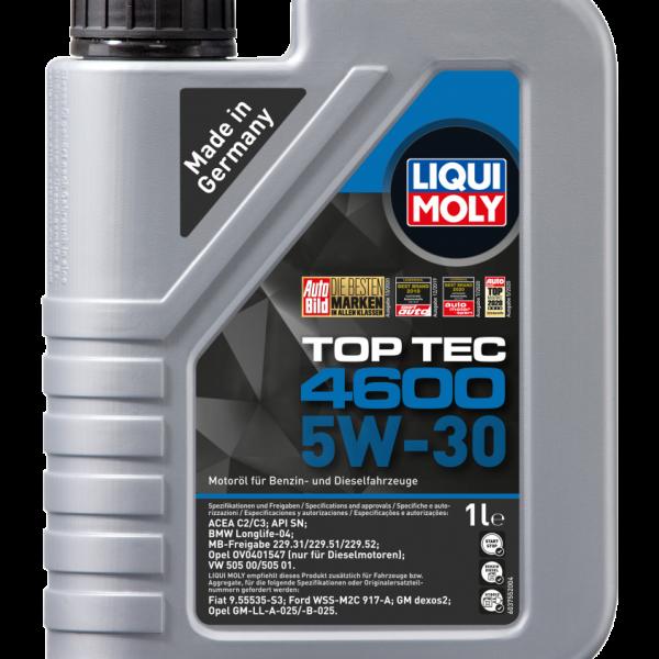 Top Tec 4600 5W-30 1L