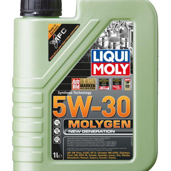 Molygen New Generation 5W-30 1L