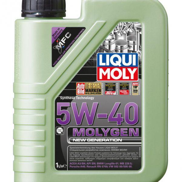 Molygen New Generation 5W-40 1L