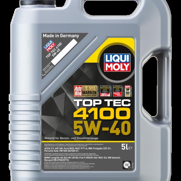 Top Tec 4100 5W-40 5L