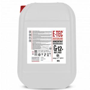Antifreeze concentrate Glycsol Gt11 Glycsol Gt12 + წითელი E-TEC 20 L